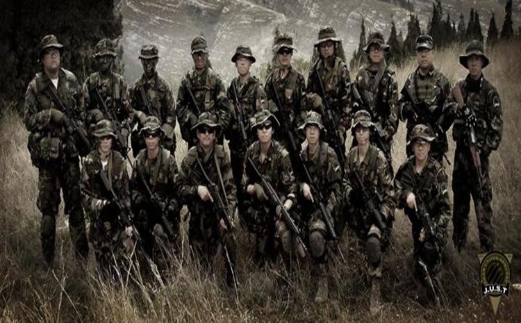 真人CS野战助企业培养一支军队化的团队