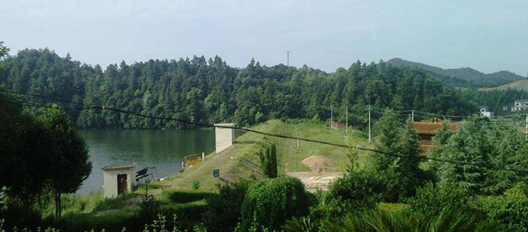 长沙古村水库生态园