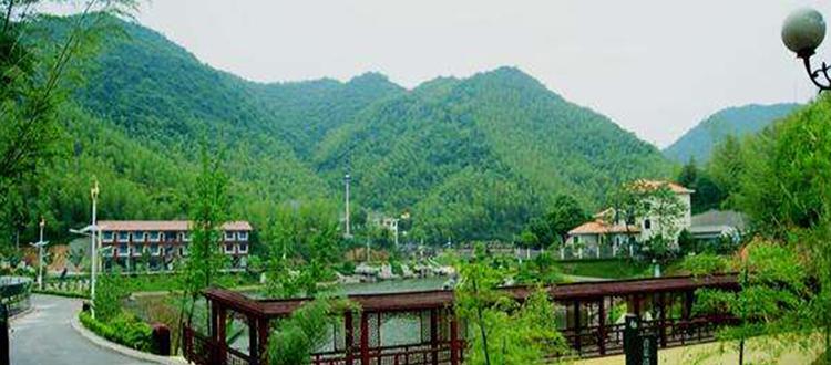 望城鹿饮泉生态园