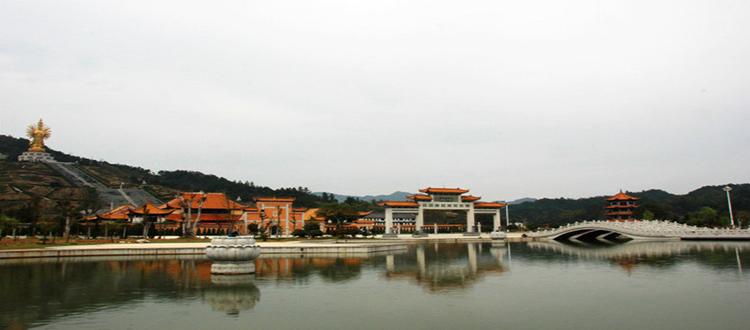 宁乡沩山温泉山庄