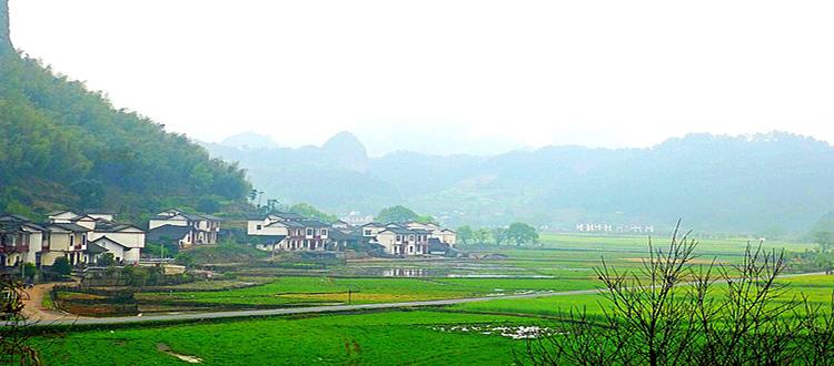 邵阳崀山风景区