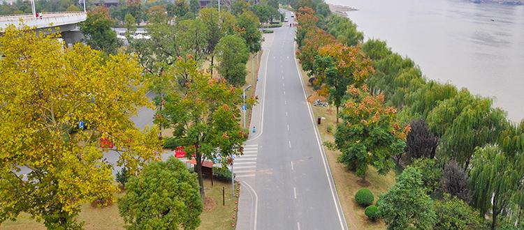 长沙橘子洲风景区