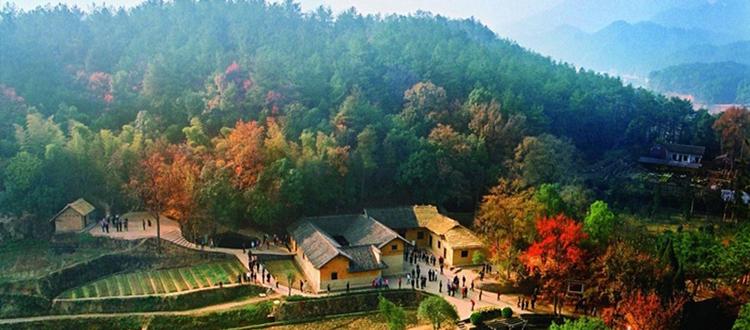 湘潭韶山旅游区