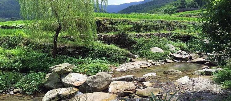 浏阳周洛风景区