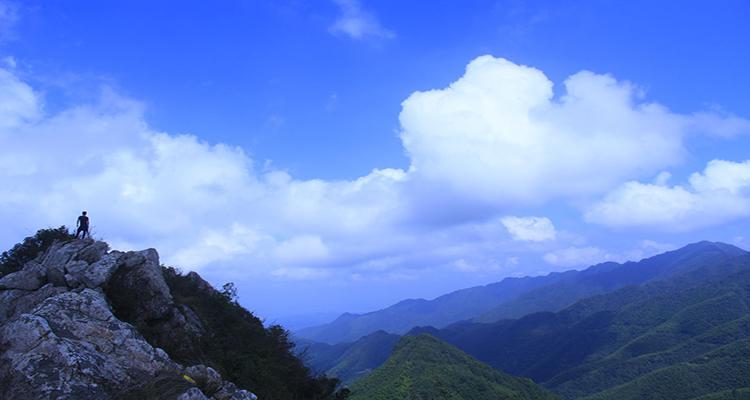 浏阳连云山